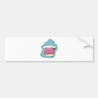 bunny desert bumper stickers