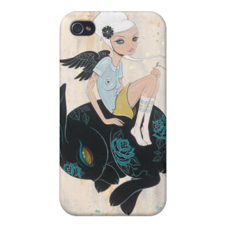 Bunny Dream iPhone 4 Covers
