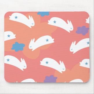 Bunny Dream Mousepad