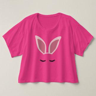 Bunny Ear Lashes TShirt