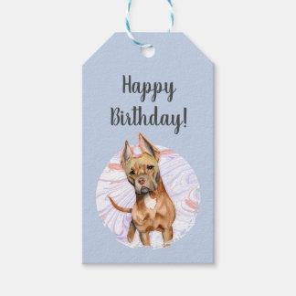 Bunny Ears 2 Gift Tags