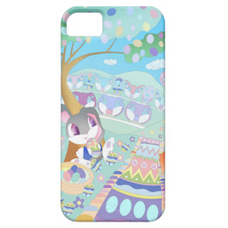 Bunny Easter iPhone 5 Case