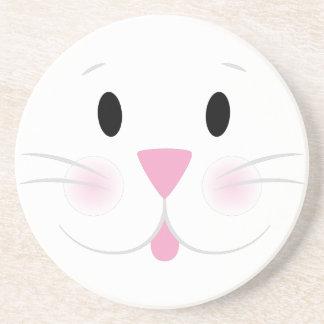 Bunny Face Coaster