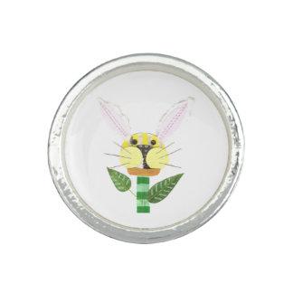 Bunny Flower Ring