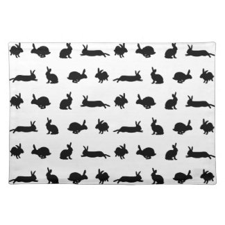 Bunny Frenzy Placemat (choose colour)