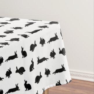Bunny Frenzy Tablecloth (choose colour)
