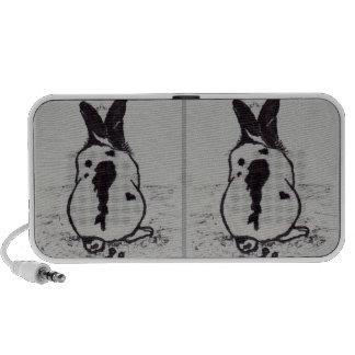 Bunny Go Oops Speaker