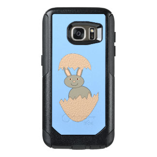 Bunny Hatching from Egg Weird Phone Case