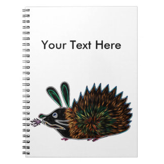 Bunny Hedgehog And Flaming Carrot Notebooks