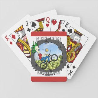 Bunny Hops Card Deck
