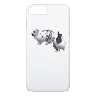 Bunny Hunny iPhone 8 Plus/7 Plus Case