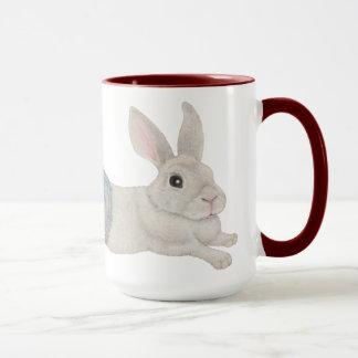 Bunny in Jeans Mug