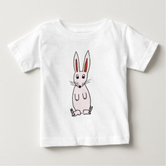 Bunny in Slippers Baby T-Shirt