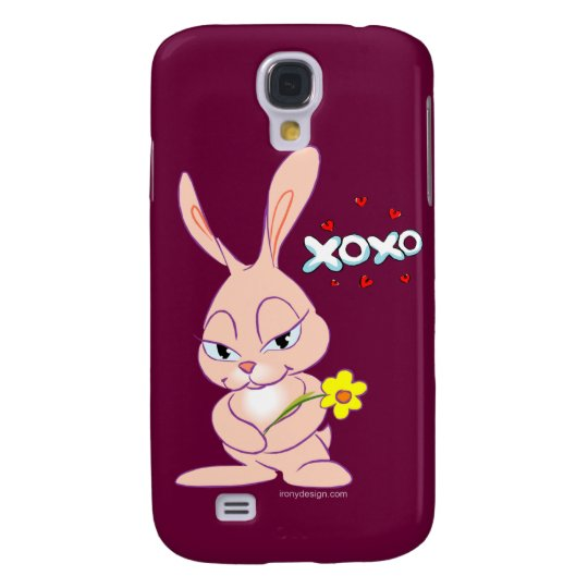 Bunny Love Galaxy S4 Case