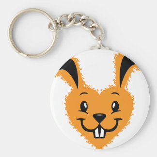 Bunny love key ring