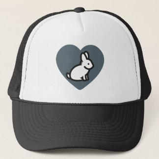 BUNNY LOVER! TRUCKER HAT