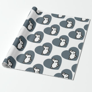 BUNNY LOVER! WRAPPING PAPER