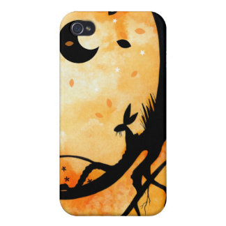 Bunny McGee - iphone case iPhone 4 Case