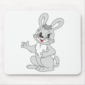 Bunny Mouse Mat