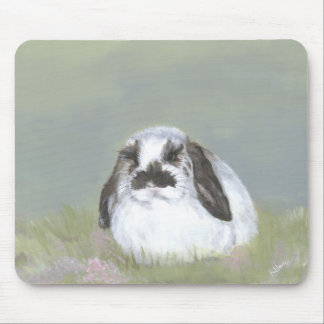 Bunny Mousepad