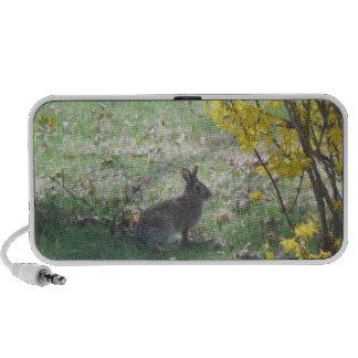 Bunny Notebook Speaker