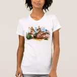 Bunny Patch T-shirts