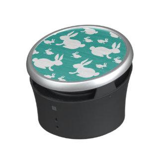 Bunny Pattern Speakers Bluetooth Speaker