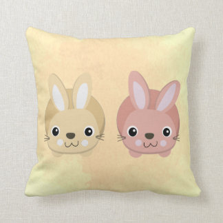 Bunny Pillow for Kids