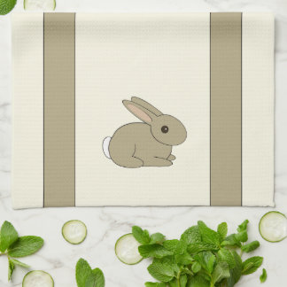 Bunny Rabbit Kitchen Towel