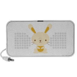 Bunny Rabbit Portable Speaker