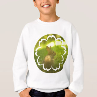 Bunny Rabbit  Youth Sweatshirt
