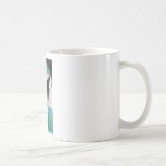 Bunny Reading Coffee Mugs