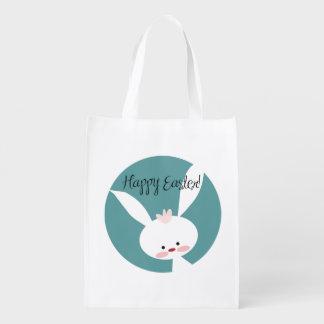 Bunny Reusable Easter Egg Hunting Bag