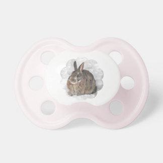 Bunny Seeking Shelter Dummy