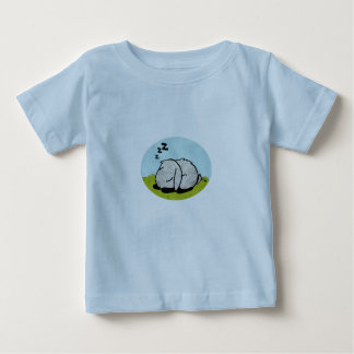Bunny sleeping baby T-Shirt