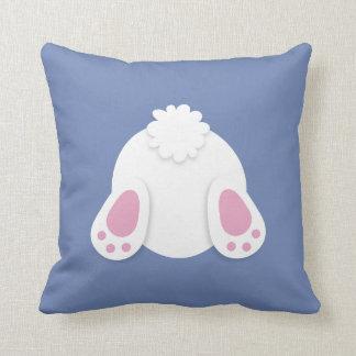 Bunny Tail Pillow