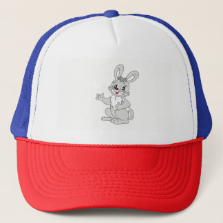 Bunny Trucker Hat