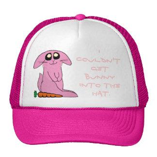 Bunny Trucker Hat