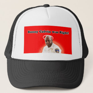 Bunny Was Right! Trucker Hat