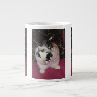 Bunny Washing Jumbo Mug