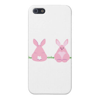 Bunny Watching Case For iPhone 5/5S