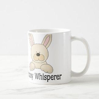 Bunny Whisperer Coffee Mug