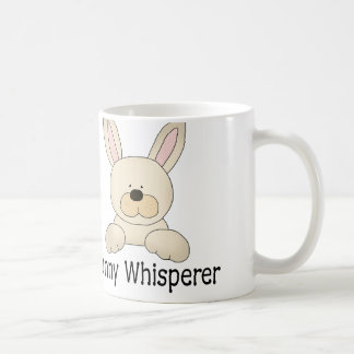 Bunny Whisperer Classic White Coffee Mug