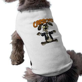 Bunny Zombie 1 Dog Shirt