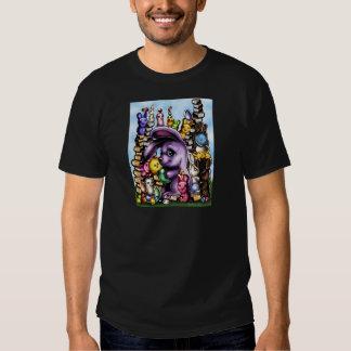 BunnyEaster1b T-shirts