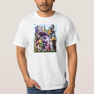 BunnyEaster1b Tshirts
