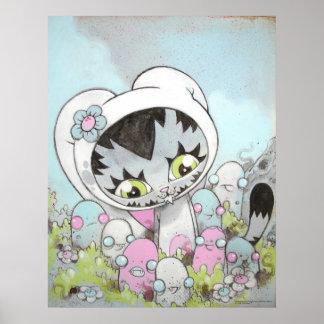 BunnyKitty Boogie love! Poster