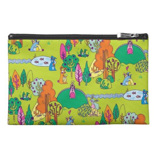 Bunnyland Pencilcase Travel Accessory Bags
