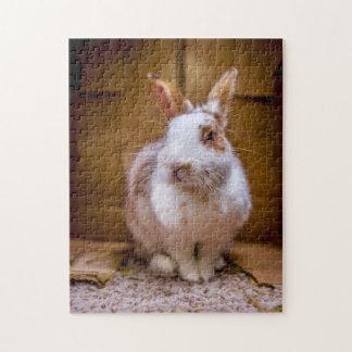 BunnyLuv 11X14 Puzzle Featuring Margo