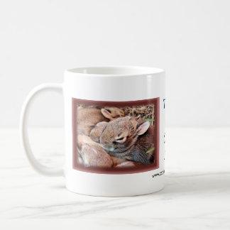 BunnyMug-customize Basic White Mug